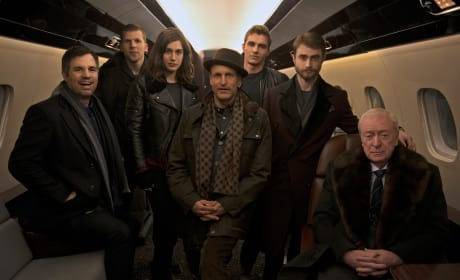 Now You See Me 2 First Photo: Daniel Radcliffe's Making Magic