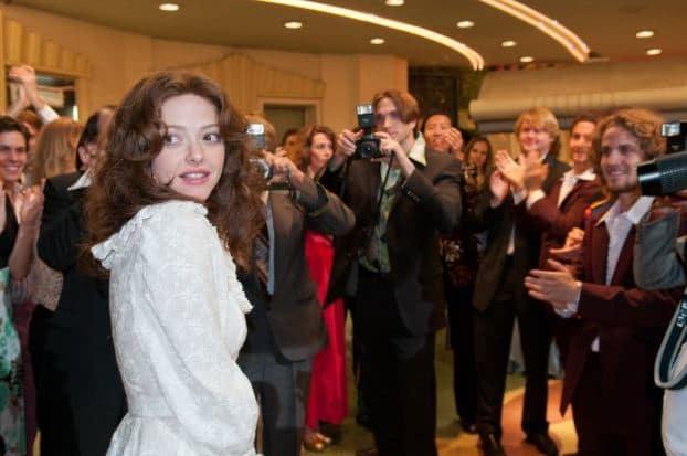 Amanda Seyfried is Lovelace