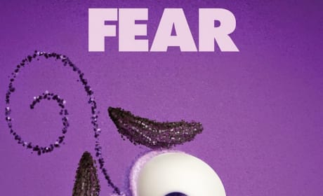 Inside Out Fear Poster