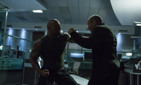 Furious 7 Dwayne Johnson Jason Statham