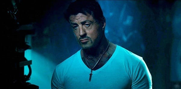 Sylvester Stallone The Expendables 2