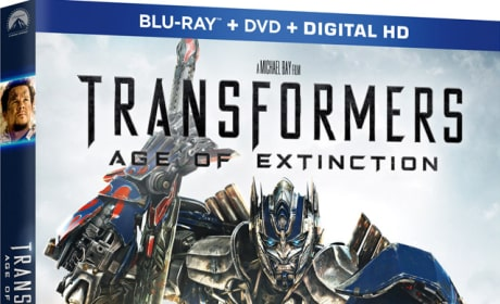 Transformers Age of Extinction DVD Review: Is Bigger Better?