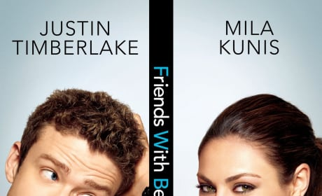 Poster Released for Friends With Benefits