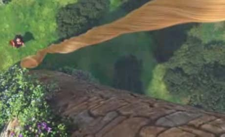 Four New Clips from Disney's Tangled Released!