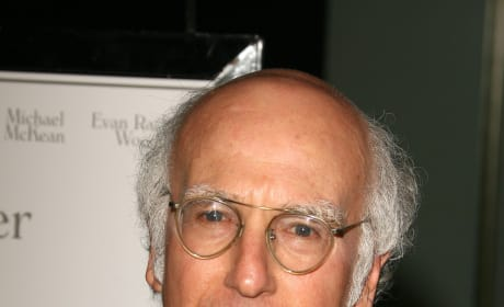 Larry David to Star in New Greg Mottola Comedy