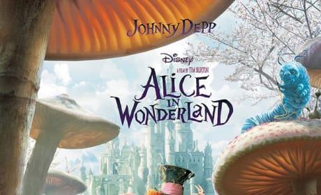 Alice In Wonderland Mad Hatter poster