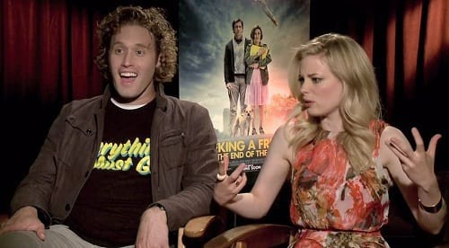 TJ Miller and Gillian Jacobs Picture