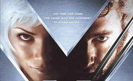 X2 Movie Poster