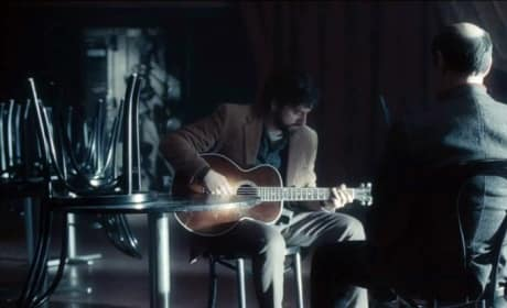 Inside Llewyn Davis Red Band Trailer: Folk Singer With a Cat