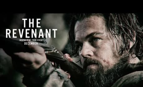 The Revenant Teaser Trailer: It is Absolutely Stunning!