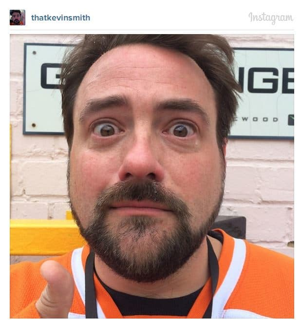 Star Wars Episode VII: Kevin Smith Sheds Nerd Tears After