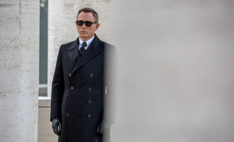 Spectre Daniel Craig Photo