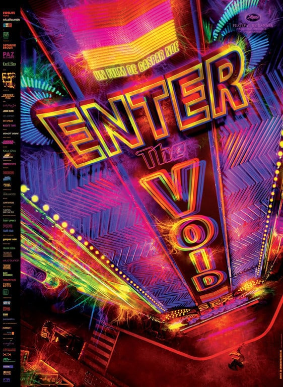 Enter the Void Poster 1