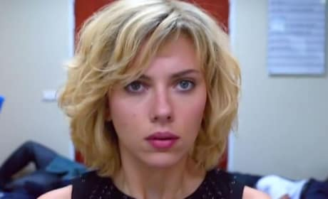 Lucy is Scarlett Johansson