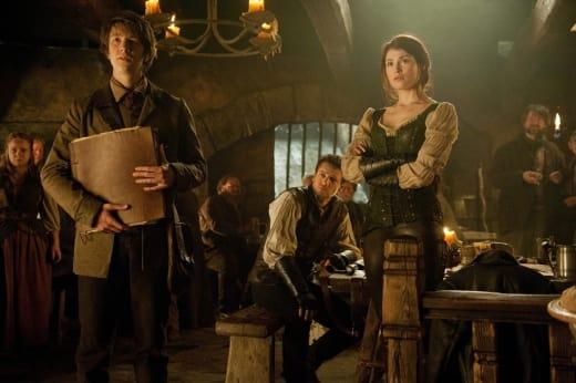 Thomas Mann Gemma Arterton Hansel and Gretel: Witch Hunters