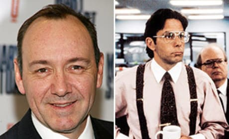 Kevin Spacey is a Horrible Boss
