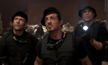 Real Movie Reviews: The Expendables