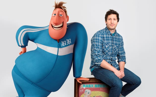 Cloudy with a Chance of Meatballs 2 Andy Samberg