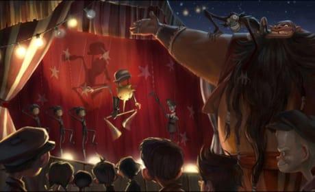 Pinocchio Concept Still