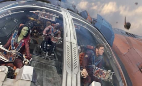 10 Guardians of the Galaxy Photos: Ready for Takeoff!