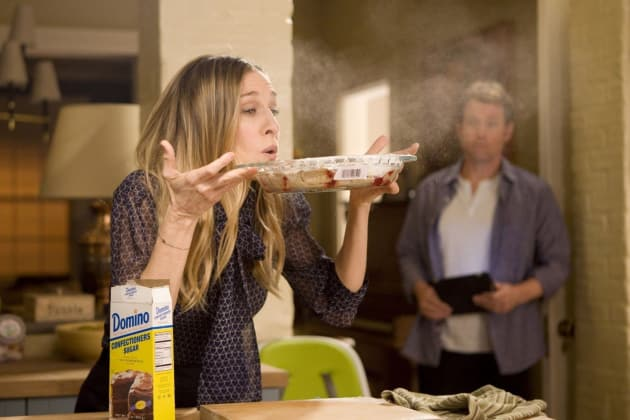 Sarah Jessica Parker in I Don't Know How She Does It