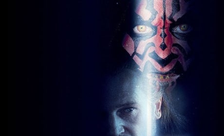 Star Wars: The Phantom Menace 3D Poster
