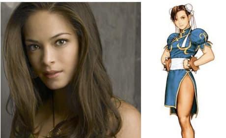 Kristin Kreuk Joins Street Fighter Movie