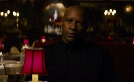 The Equalizer Clip Photo Denzel Washington