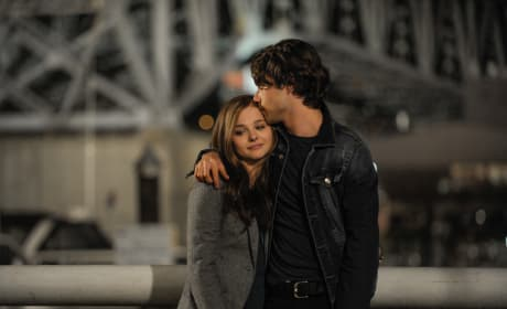 If I Stay Jamie Blackley Chloe Grace Moretz