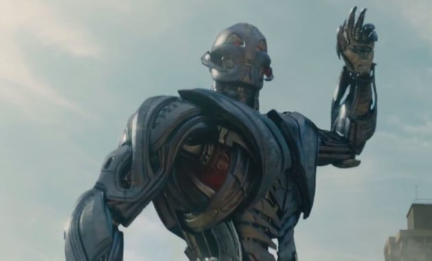 Avengers Age of Ultron Ultron Suit