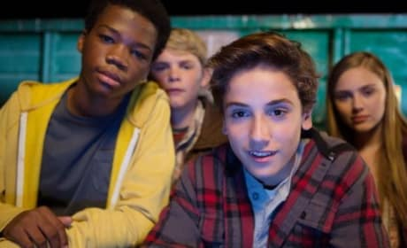 Cast of Earth to Echo