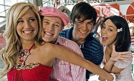 The High School Musical Gang