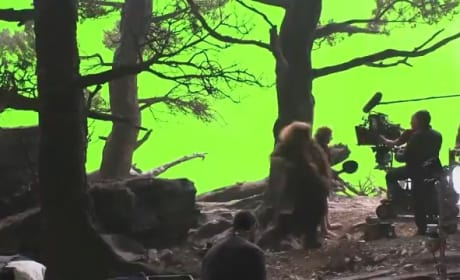 The Hobbit: Peter Jackson Shares On Set Video