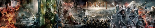 The Hobbit The Battle of the Five Armies Banner