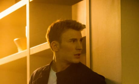 Chris Evans Stars Captain America The Winter Soldier