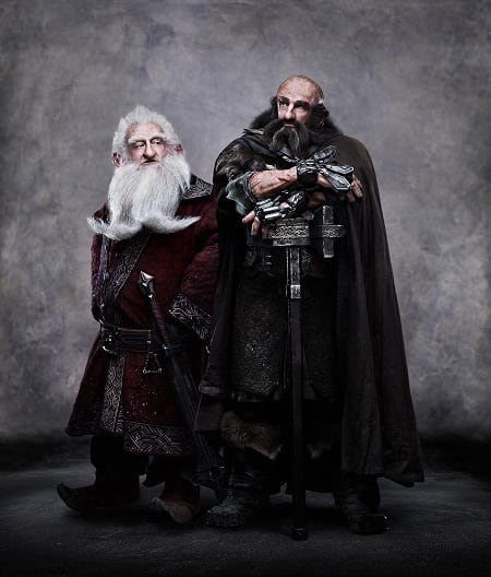 The Dwarfs from The Hobbit
