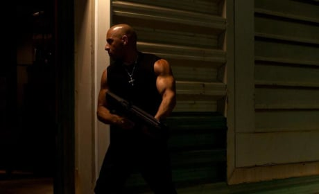 Fast and Furious 7 Photos: Vin Diesel is Armed and Dangerous