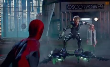 Green Goblin Spider-Man The Amazing Spider-Man 2