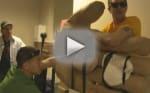 Jackass 3D Clip- Bam Gets a Hand