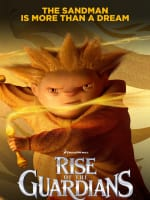 Rise of the Guardians Sandman Poster