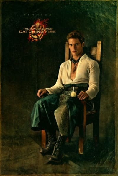 Catching Fire Sam Claflin