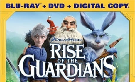 Rise of the Guardians Exclusive Giveaway: Win one of Three Blu-Ray Easter Prize Packs!