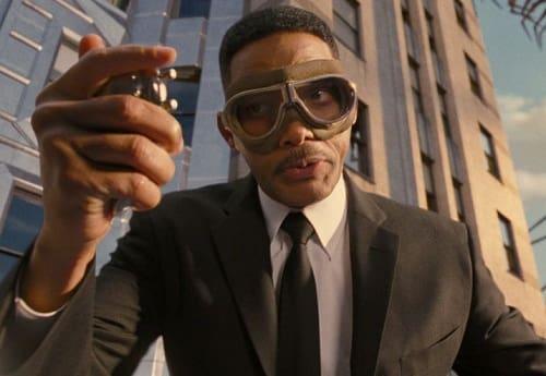 Men in Black 3 Clip: Will Smith