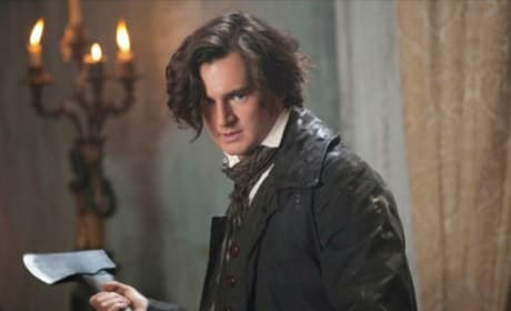 Abraham Lincoln Vampire Hunter: Benjamin Walker