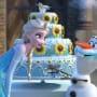 Frozen Fever Olaf Elsa