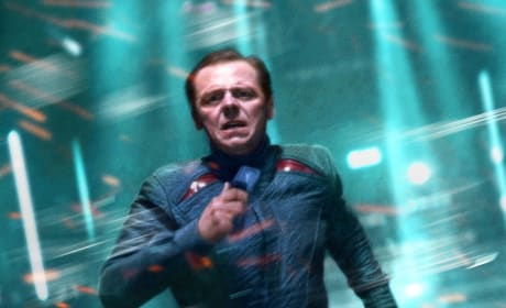 Star Trek 3: Simon Pegg Is Writing It Too!