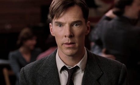 The Imitation Game Benedict Cumberbatch