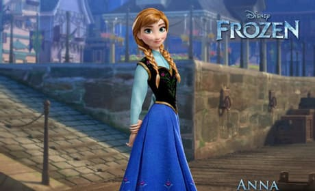 Frozen Photos: Meet Disney's Latest Characters