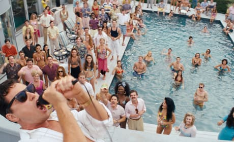Leonardo DiCaprio Stars The Wolf of Wall Street