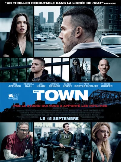 The Town International Poster